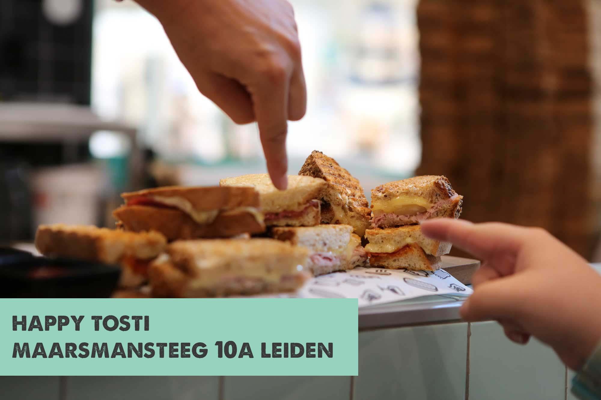 Happy Tosti Leiden