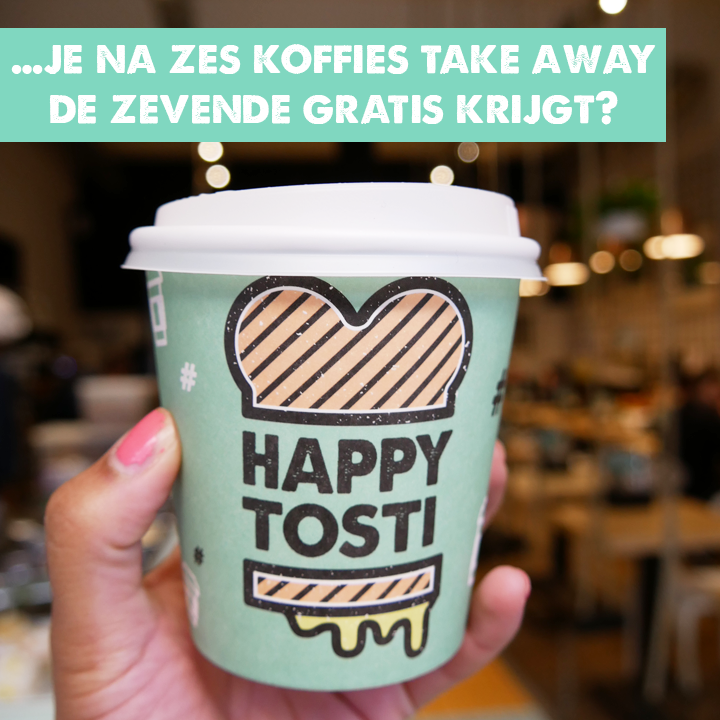 koffie take away