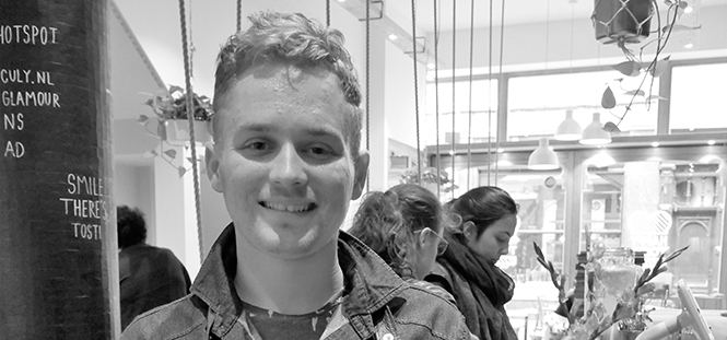 Jim van Boxtel Happy Tosti Delft