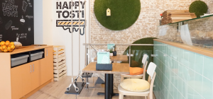 Happy Tosti Breda - door The Lemon Kitchen