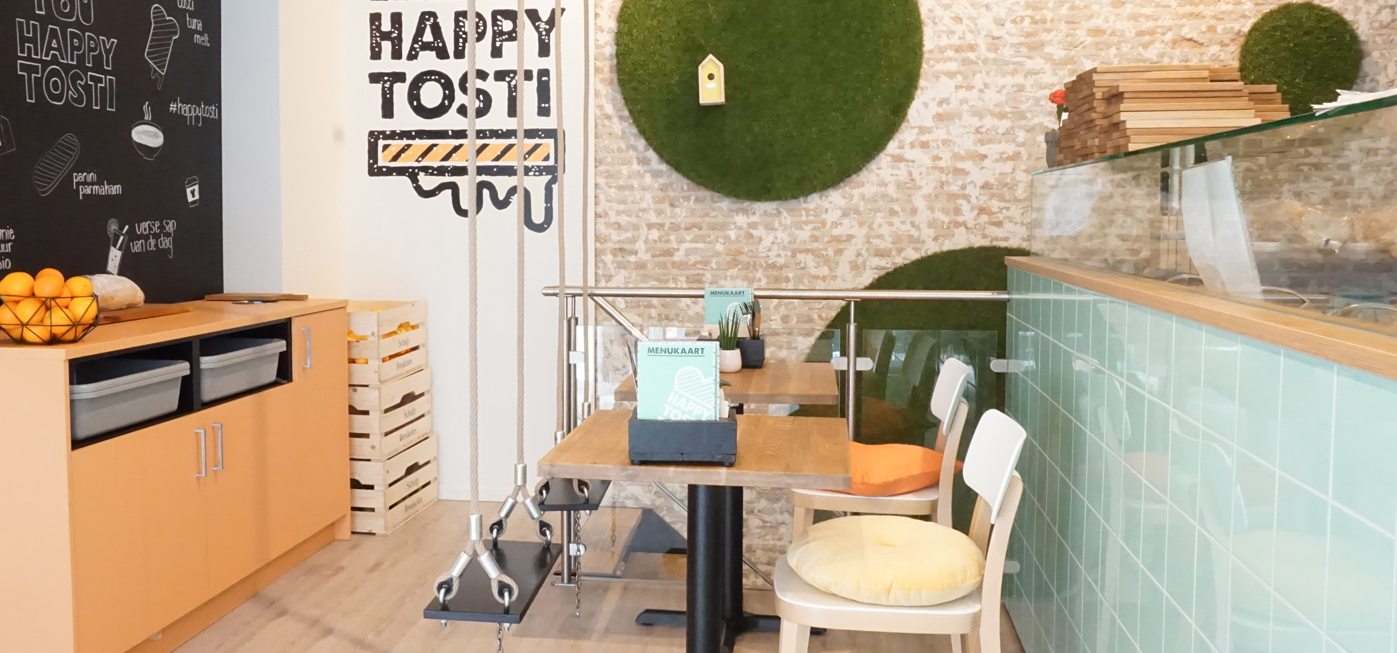 Happy Tosti Breda - door The Lemon Kitchen